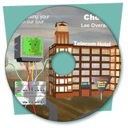 Animation for Nexus Properties' CD-ROM