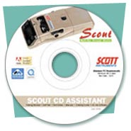 Animation for Scott Instrument's Scout CD-ROM