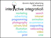 Interactive Integration Screen for Dynamic Digital Advertising
