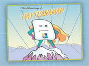 Flash Animation for  Daytranaman