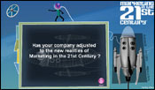 Flash Animation for Dynamic Digital Advertising's Marketing in the 21st Century Internet Website